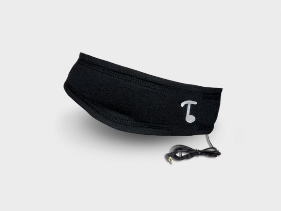Tooks Sportband – DRYFIT, Color: Black